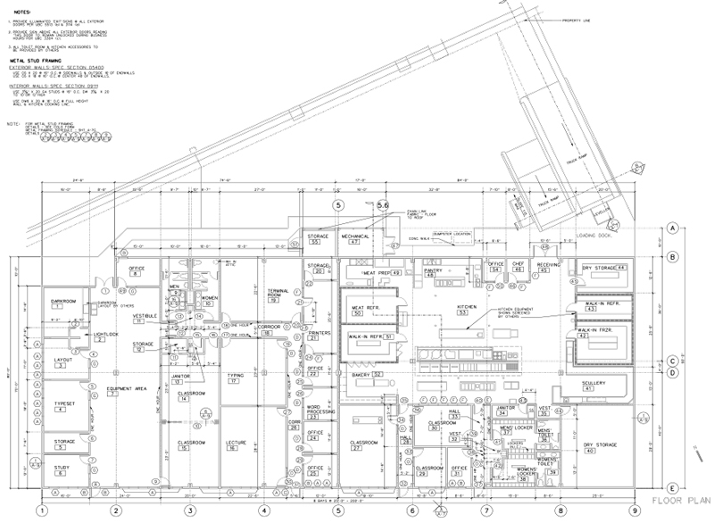 CAD Drawing Samples for Revit, AutoCAD & Microstation | Q-CAD